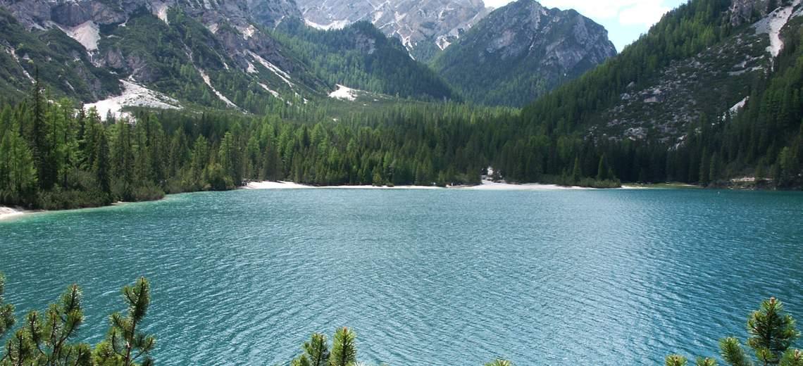 escursioni in val pusteria vacanza attiva hotel goldene rose - Soggiorno Lago Di Braies